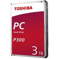 Toshiba P300 3TB 3.5 SATA 6Gb/s 7200rpm 64MB High Performance Drive