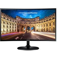 Samsung 390F 24 4ms HDMI Curved Monitor