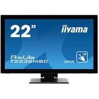 iiyama ProLite T2236MSC-B2 LED 22  t/screen 1920x 1080 Full HD