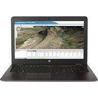 HP ZBook 15u G3 Mobile Workstation 15.6 Intel Core i7 6500U 8GB RAM 256GB SSD Windows 7 Pro
