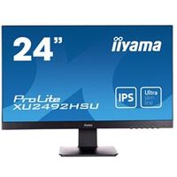 iiyama XU2492HSU-B1 24 1920x1080 IPS VGA HDMI Speakers Ultra Thin