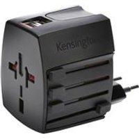 Kensington Intnl Travel Adapter USB 2.4A.