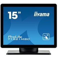 iiyama ProLite T1521MSC-B1 15 1024 x 768 8ms VGA Touch