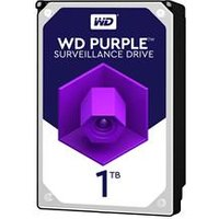 WD 1TB Purple 3.5 SATA 6Gb/s 5400RPM 64MB Surveillance Drive