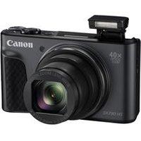 Canon PowerShot SX730 HS Camera Black 20.3MP 40x Zoom FHD WiFi.