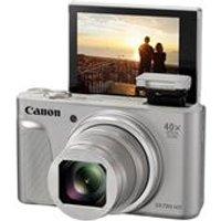 Canon PowerShot SX730 HS Camera Silver 20.3MP 40x Zoom FHD WiFi.