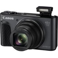 Canon PowerShot SX730 HS Black Camera Kit inc 32GB SD Card and Cas.