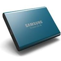 Samsung 250GB T5 Series USB 3.1 Type-C External Portable SSD