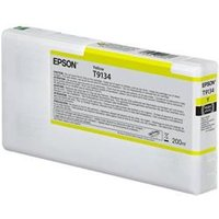 Epson T9134 200ml Yellow Original Ink Cartridge