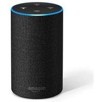 Amazon Echo (2nd Gen) Charcoal.