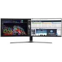 Samsung CHG90 49 3840x1080 1ms (mprt) HDMI Display Port C-VA Monitor