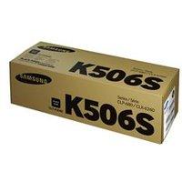 Samsung CLT-K506S Black Toner Cartridge.