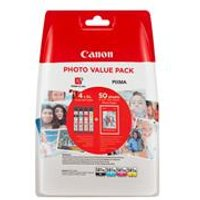 Canon CLI-581XL C/M/Y/BK Photo Value Pack 4 Pack.