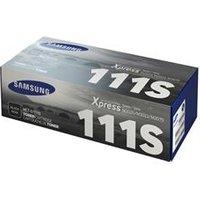 Samsung MLT-D111S Black Toner Cartridge.