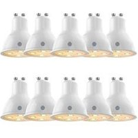 Hive Light Dimmable Smart GU10 Bulbs   10 Pack
