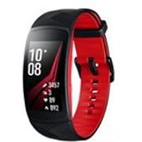 Samsung Gear Fit2 Pro - Activity Tracker - Black/Red