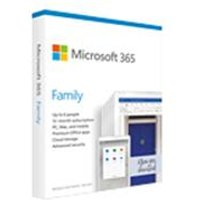 Microsoft Office 365 Home - Box Pack (1 year).