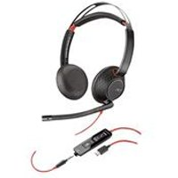 Plantronics Blackwire C5220 USB-C Wired Headset
