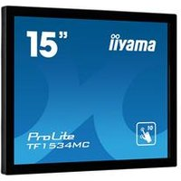 iiyama ProLite TF1534MC-B5X 15 1024x768 8ms VGA HDMI DisplayPort Touchscreen LED Monitor