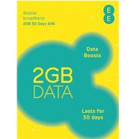 EE PAYG 4G MBB Multi SIM 2GB 30 Day Data SIM