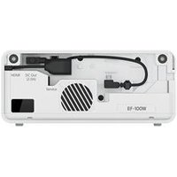 Epson EF-100W 3LCD Portable Laser Projector