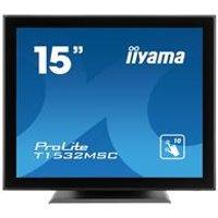 iiyama ProLite T1532MSC-B5X 15 1024x768 8ms VGA HDMI