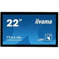 iiyama ProLite TF2234MC-B6AGB  22 1920x1080 VGA HDMI DisplayPort Touchscreen IPS LED Monitor