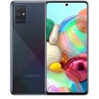 Samsung Galaxy A71 - Black.