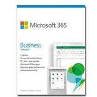 Microsoft 365 Business Standard - box pack (1 year) - 1 user (5 devices).
