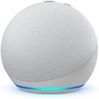 Amazon Echo Dot (4th Gen) - White.