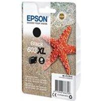 Epson C13T03A14010 603XL Black Ink 9ml.