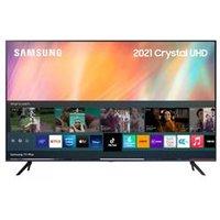 Samsung 75 AU7100 (2021) 4K Ultra HD HDR Smart TV.