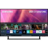 Samsung 43 AU9000 4K Ultra HD HDR Smart TV.