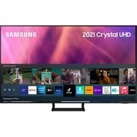Samsung 55 AU9000 4K Ultra HD HDR Smart TV.