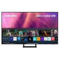 Samsung 65 AU9000 4K Ultra HD HDR Smart TV.