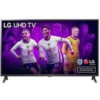 LG 50 UP7500 4K UHD HDR Smart TV.