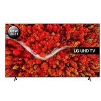LG 86 UP8000 4K UHD HDR Smart TV.