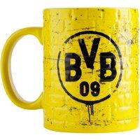 BVB-Tasse Gelbe Wand