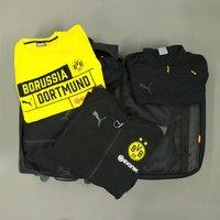 Reisekoffer Marco Reus mit Ausstattung, signert
