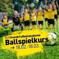 Ballspielkurs Donnerstag 15:00 - 16:00 Uhr