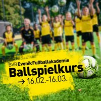 Ballspielkurs Dienstag 15:00 - 16:00 Uhr