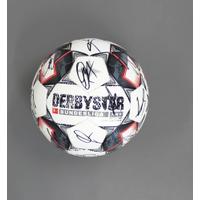 Bundesliga Spielball Derbystar 18/19, signiert