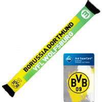 Begegnungsschal Wolfsburg + 5 € Tank-Karte