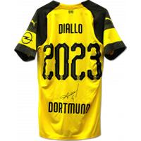 BVB-Act.-Heimtrikot 2018/19 Diallo, signiert, 2023