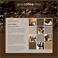 Café 5 (Web-Vorlage) (PC) (Download)