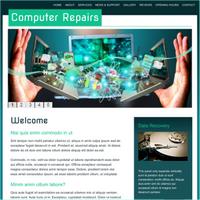 PC Reparatur 1 (Web-Vorlage) (PC) (Download)