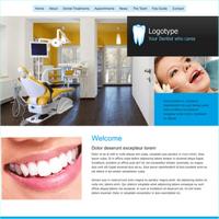 Zahnarzt 1 (Web-Vorlage) (PC) (Download)