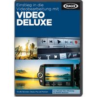 Einstieg in die Videobearbeitung mit Video deluxe (DVD) (PC) (Versand-Version)