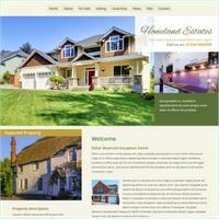 Immobilienmakler 2 (Web-Vorlage) (PC) (Download)