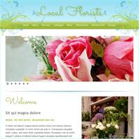 Florist 2 (Web-Vorlage) (PC) (Download)